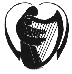 vibro acoustic harp therapy logo