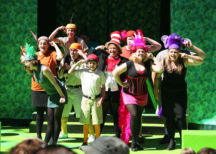 Seussical the Musical  at The Cape Rep Theatre