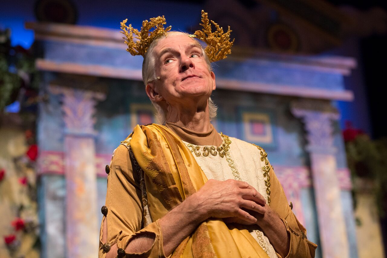 A Funny Thing Happened On the Way to the Forum,  FUSE Productions