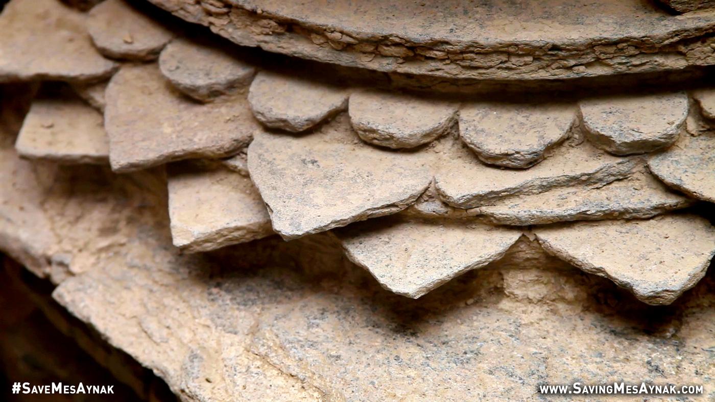 Stupa Close-Up