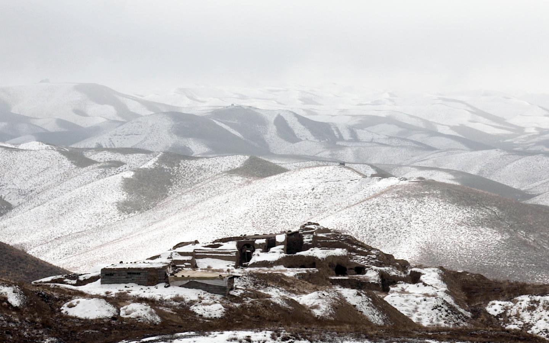 Mes Aynak, Winter
