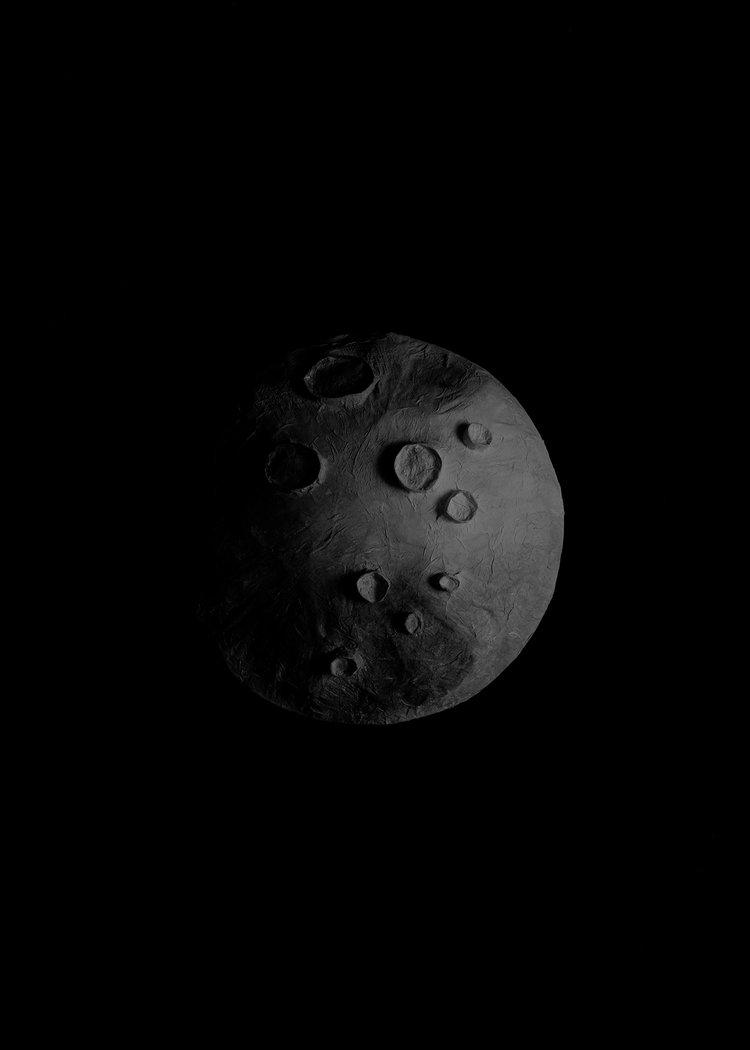 - Moon After Daguerre, 2017, digital photograph on 23