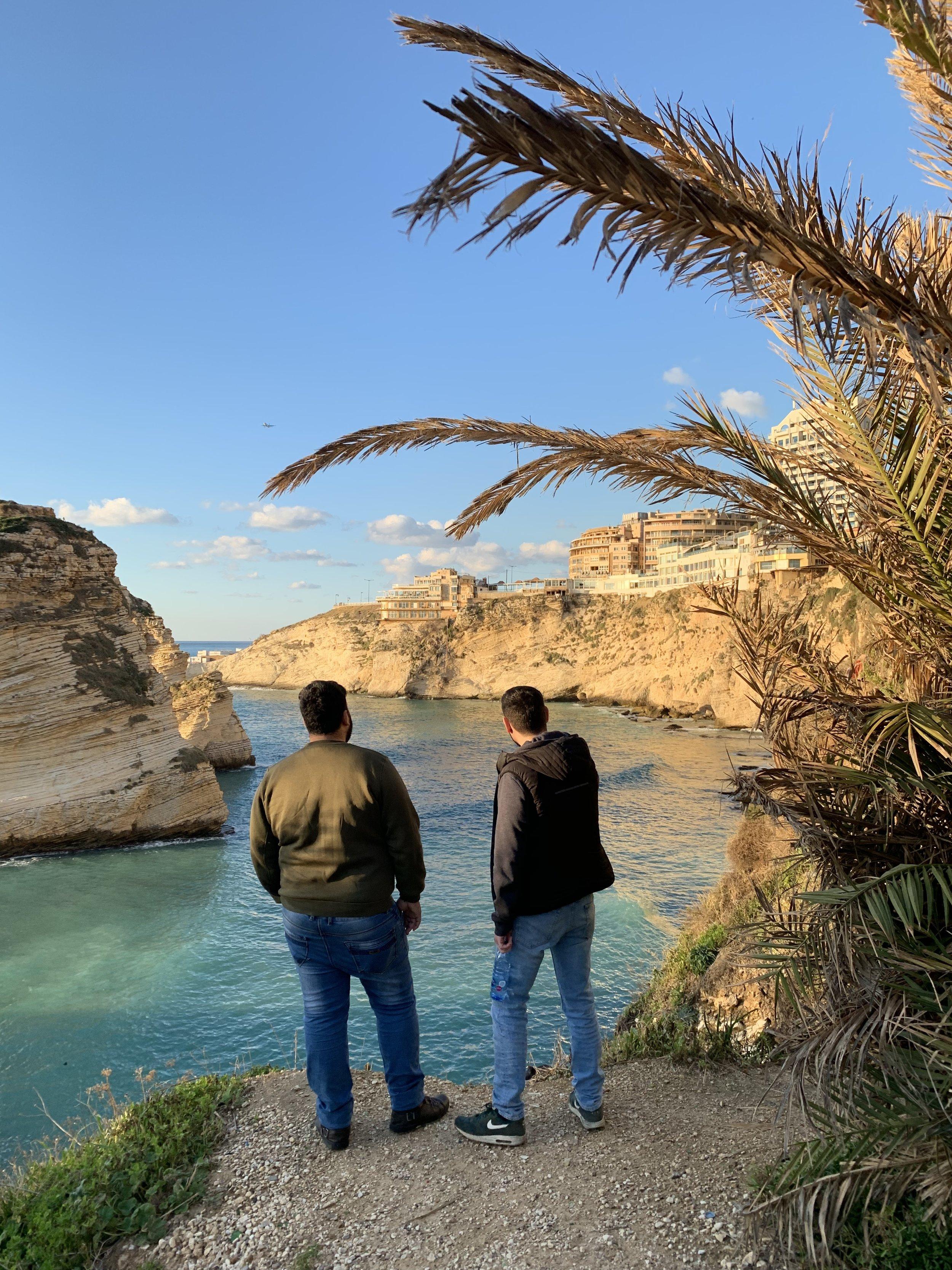 Lungomare di Beirut