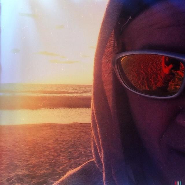 tel aviv sunset 2014