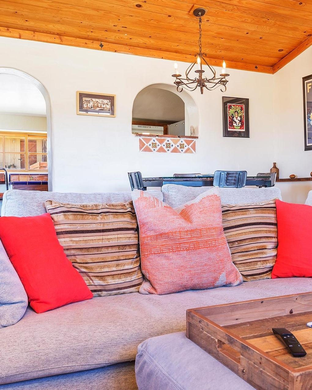 Golden Barrel Homestead Yucca Valley Rental High Desert