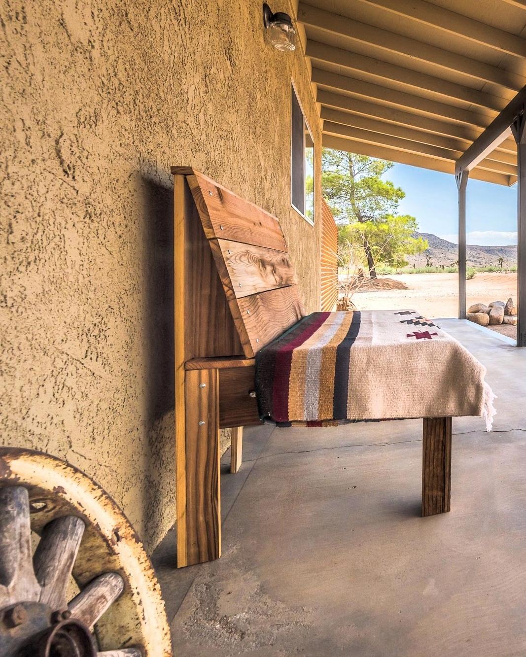 Jackrabbit Rest Pioneertown Rental High Desert