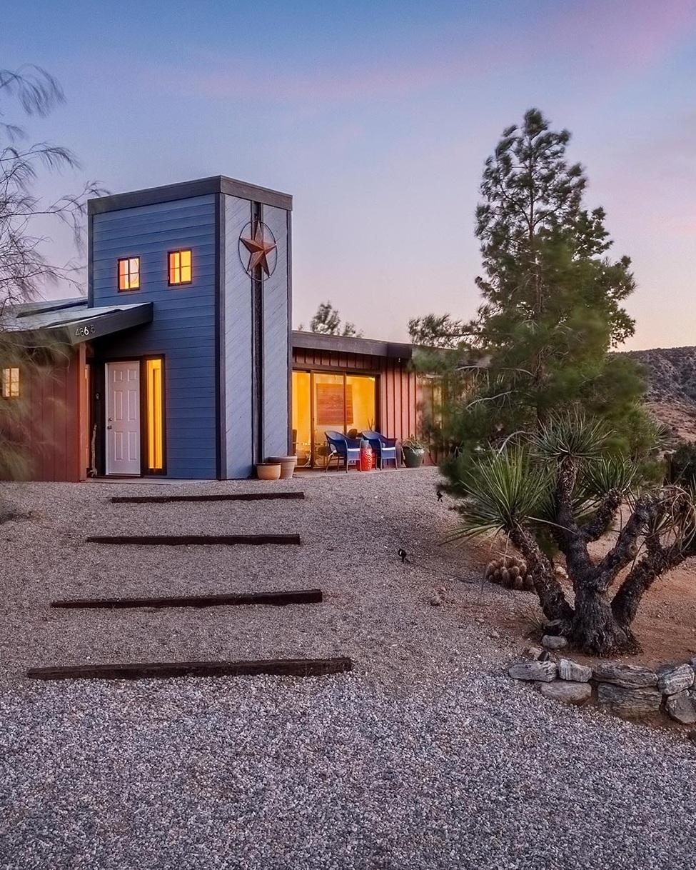 Morongo Star Ranch Morongo Valley Rentals High Desert
