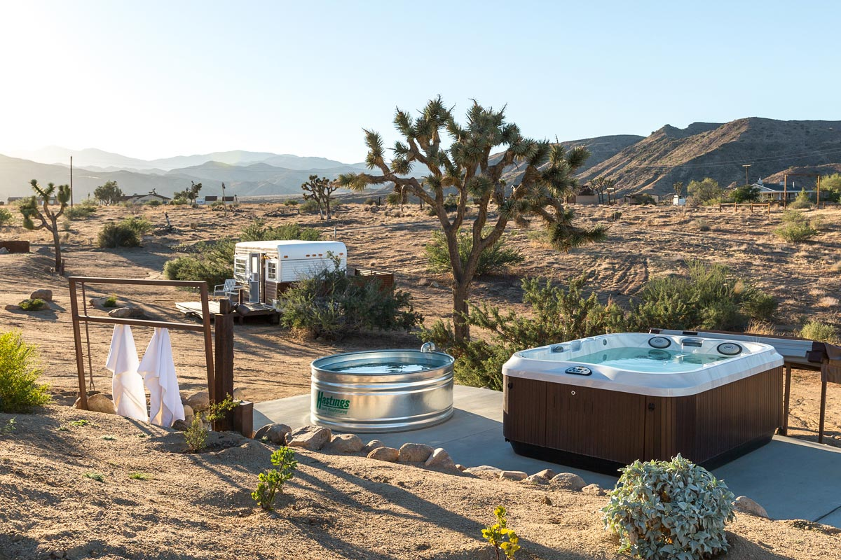 Towel and Clothes Racks at Outdoor Tubs - Anyone using a hot tub or a cowboy tub will inevitably be looking for a place to hang their clothes and towels so they stay dry and clean. Our steel racks do just that. And they are attractive!