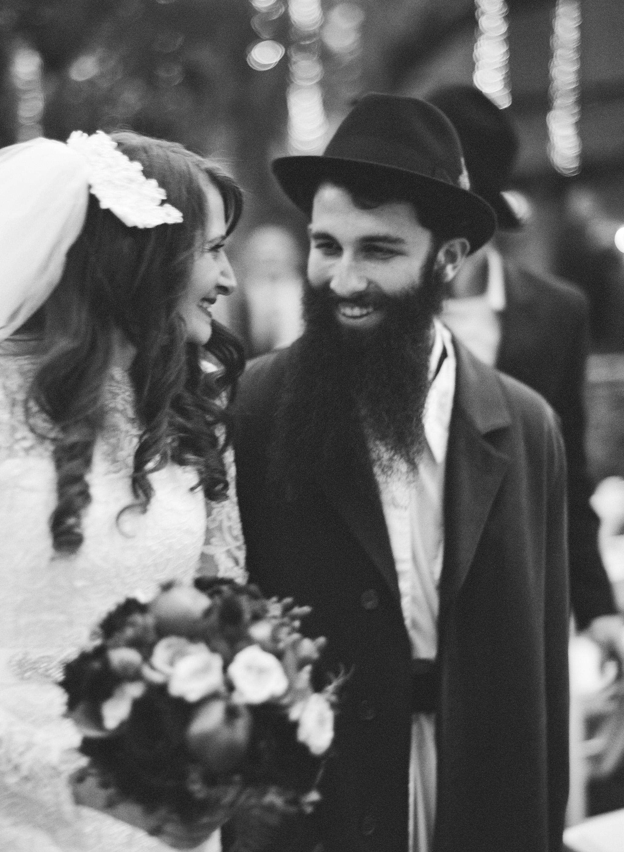 Top destination wedding photographer photographs Orthodox Jewish wedding at Calamigos Ranch California Wedding