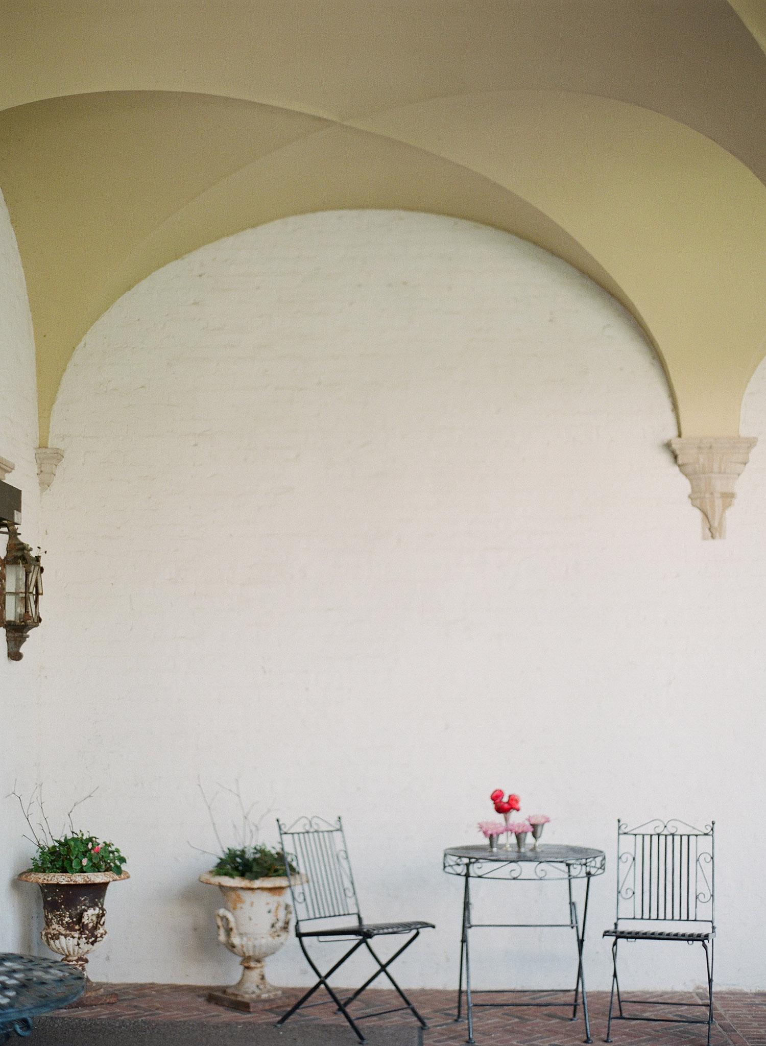 Destination wedding film photographer Lexia Frank photographs an Italian wedding at the Italian Villa, Villa Terrace.