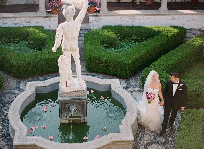 Italian Destination Wedding Photographer, Lexia Frank, Photographs a destination Italian Wedding at the Villa Terrace, an Italian wedding venue