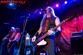 Enslaved - 3.7.15 - at Slim's - San Francisco, CA