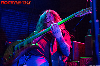 Yob - 3.7.15 - Slim's - San Francisco, CA