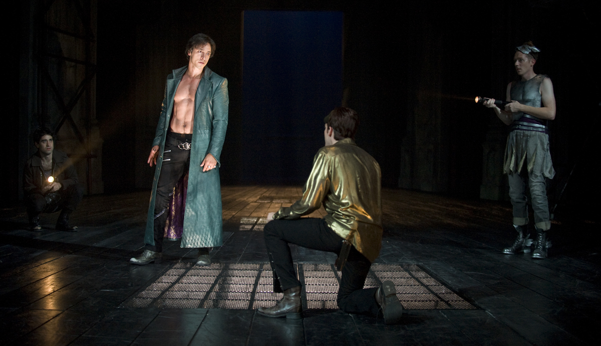 """""""O then I see Queen Mab hath been with you"""" - Mercutio to Romeo at the Chicago Shakespeare Theater"""