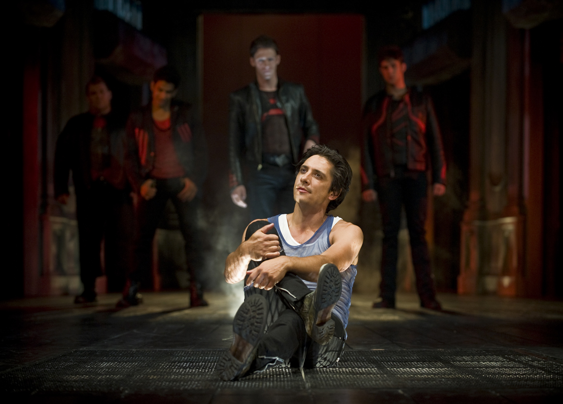 Mercutio, Chicago Shakespeare Theater directed by Gale Edwards