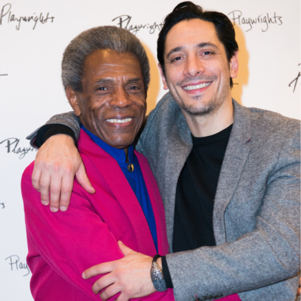 Opening of 'MANKIND' with ANDRE DESHIELDS at Playwrights Horizons