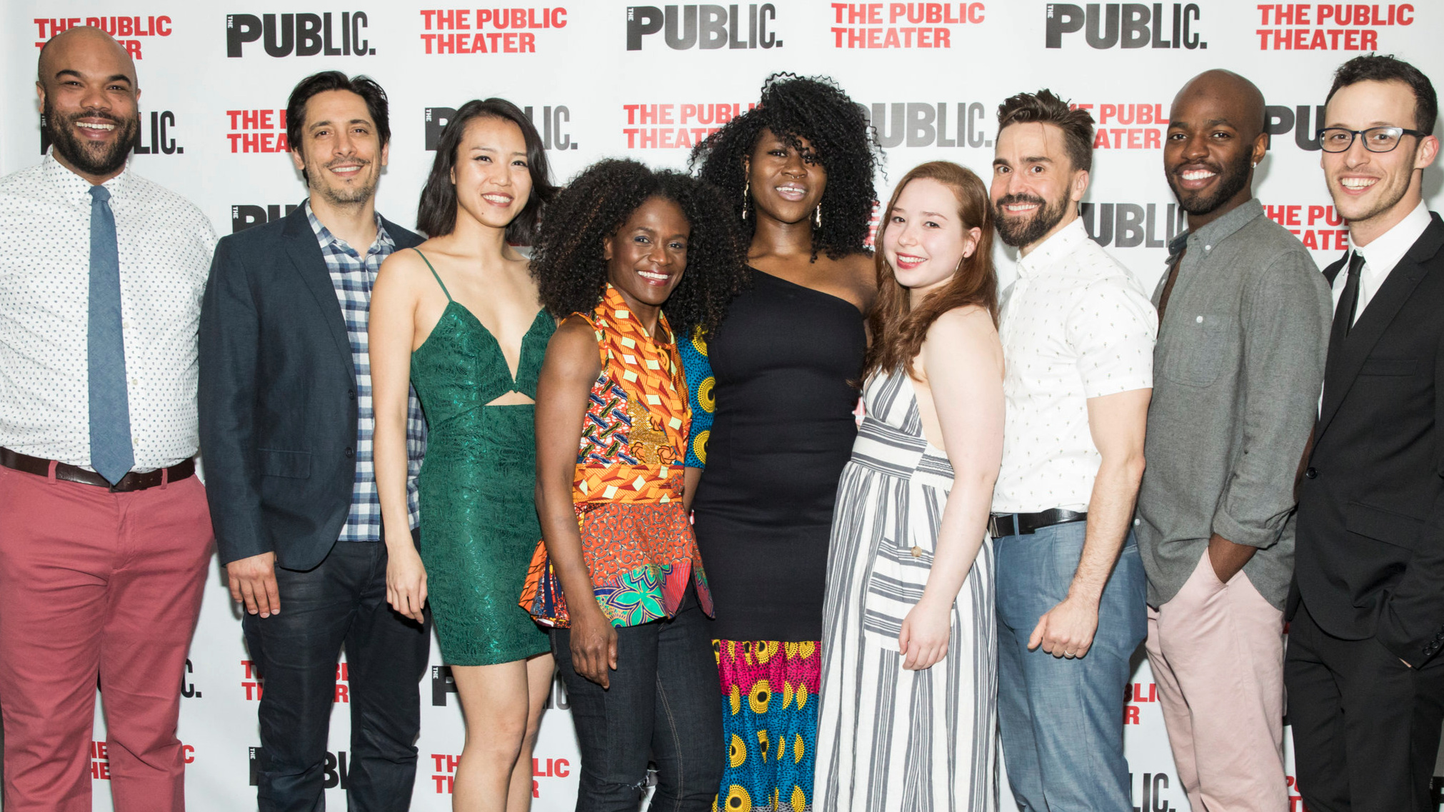 Opening Night of HENRY V at THE PUBLIC THEATER