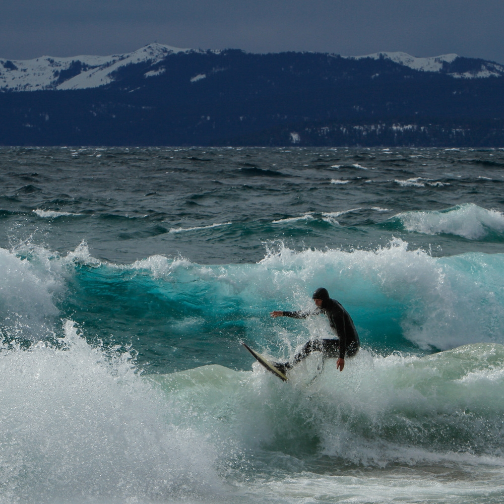 The World's Top Freshwater Waves—  Where to surf without the ocean /  Tetongravity.com / May, 2014