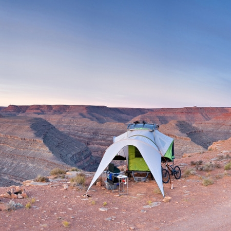 Pitch This: 5 Alternatives to the Tent / Outside Online / June, 2014