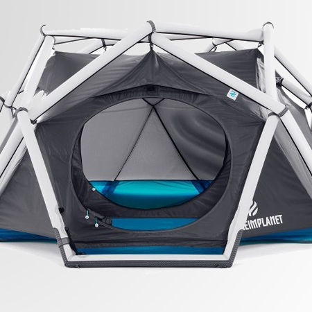 Blowing up: Inflatable Gear of the Future / Outside Online / July, 2014
