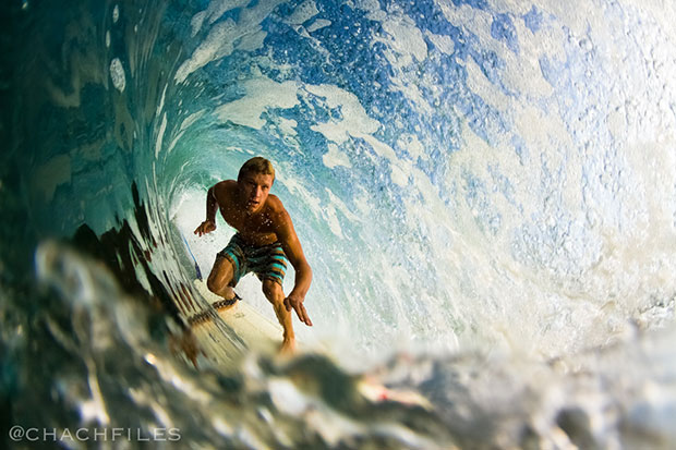 Surfing for Change:  An interview with surfer activist Kyle Thiermann /  Teton Gravity Research / August, 2014