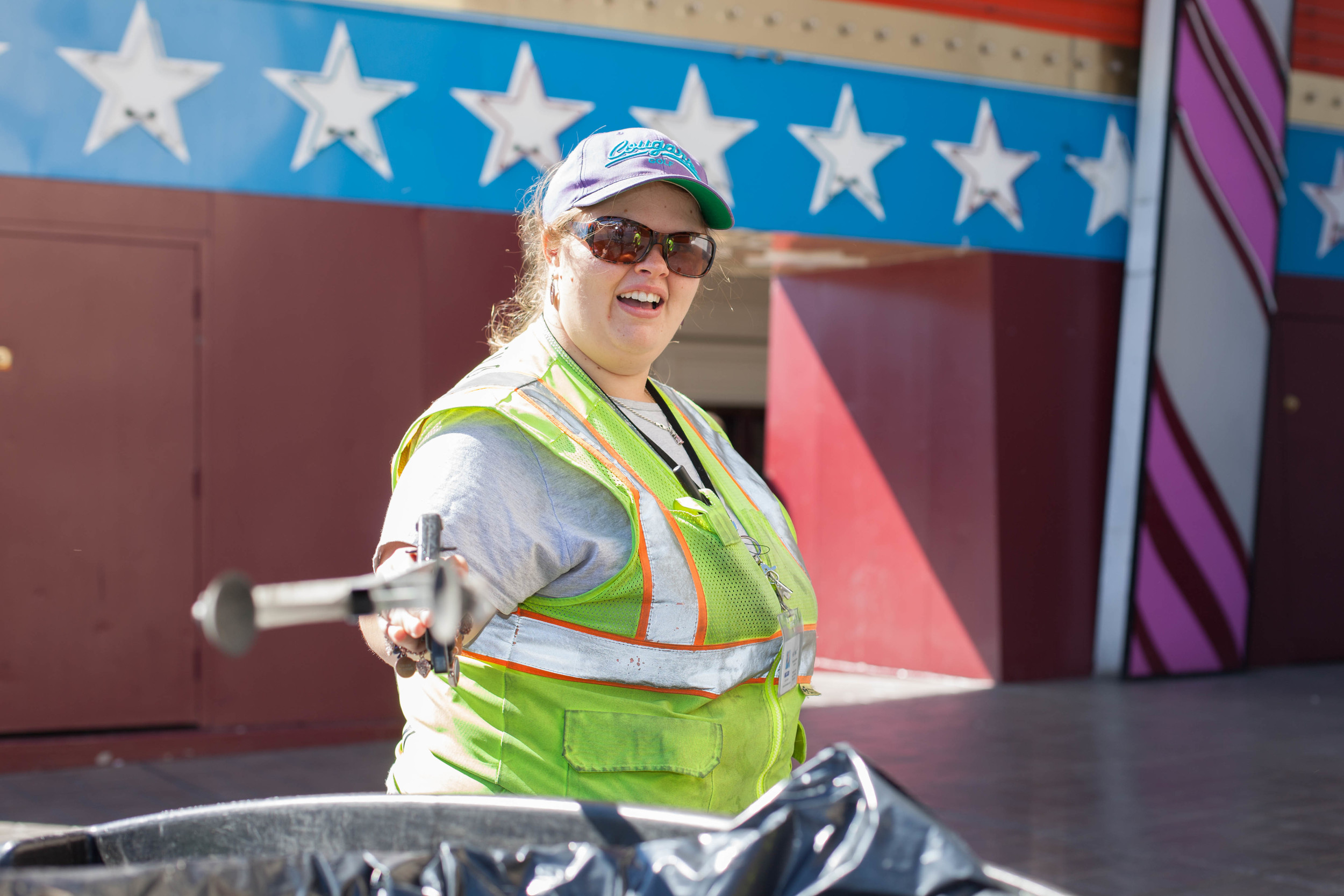 Downtown Ambassadors:  A small group of disabled workers is cleaning up Reno /  Multimedia project / December 2015