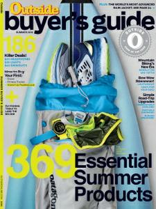 The Best SUP Boards of 2016 / Outside Magazine Summer Buyer's Guide / May 2016
