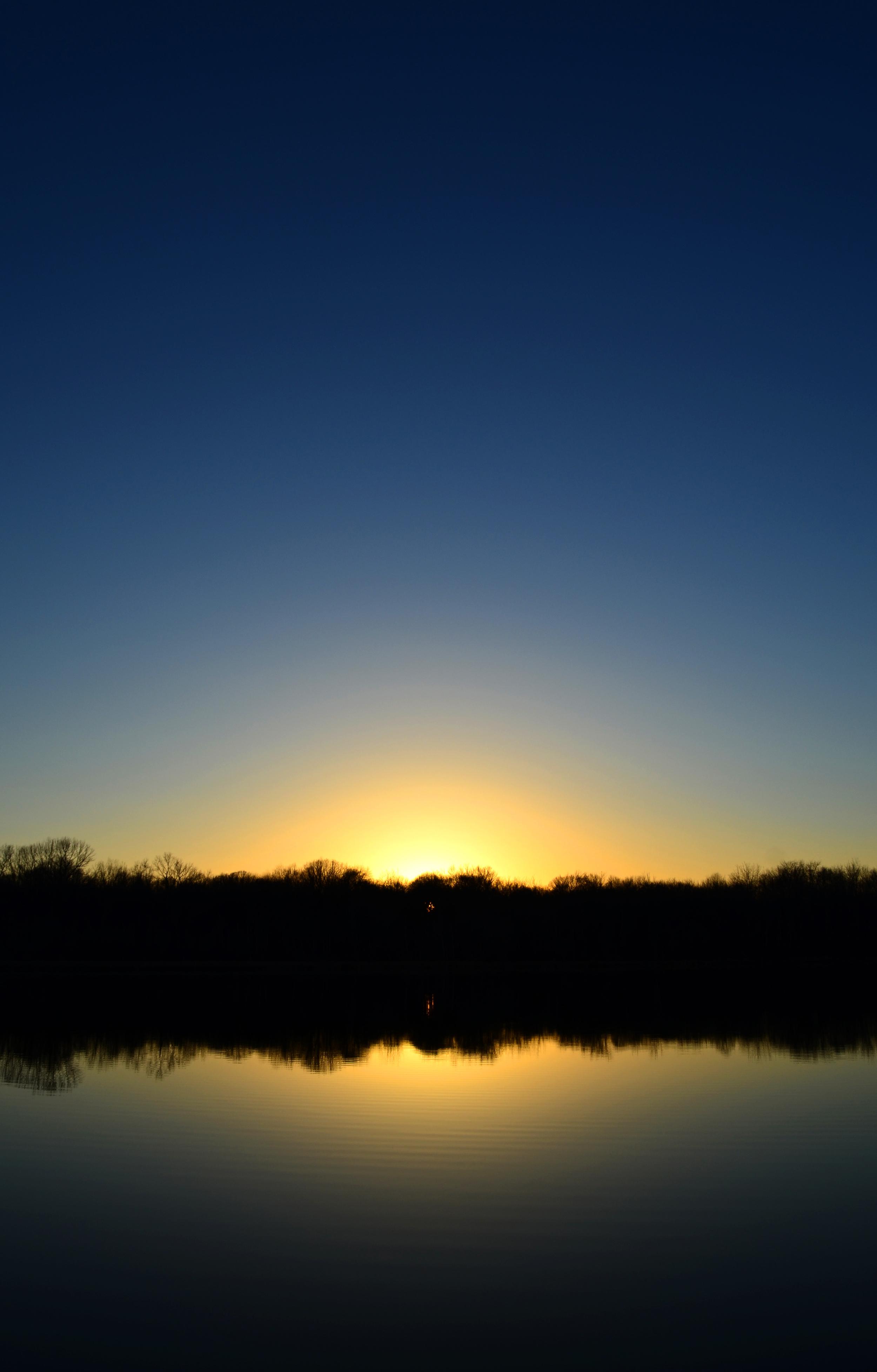 Sunset at Pigeon Swamp - South Brunswick, NJ
