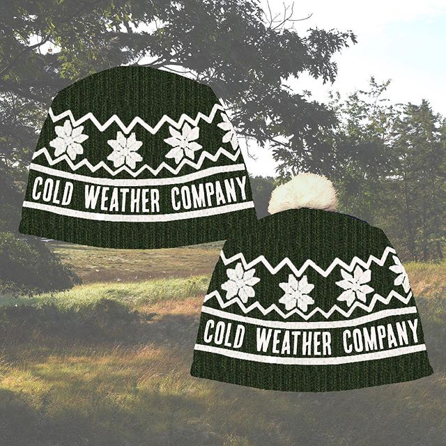The people have spoken! You can now pre-order our special medium-weight forest green autumn beanie over on our website (link in bio). They're up for $15 each throughout this pre-order, and the finished product will look close to the graphic (with wrap-around text closer to our standard heavier blue option). Let us know if you have any questions! 🍂 ➖ We're also accepting orders for our classic blue hat, so feel free to grab one of those if you're interested! . . . . #beanieseason #autumn #fall #indiefolk #acoustic #winterhat #fallhat #woolhat #knithat #knitlovewool #winterfashion #patagonia #thenorthface #hathat