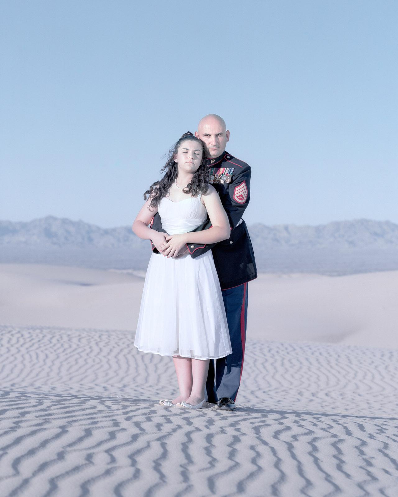 Miranda & Jody Heckert, Yuma, Arizona
