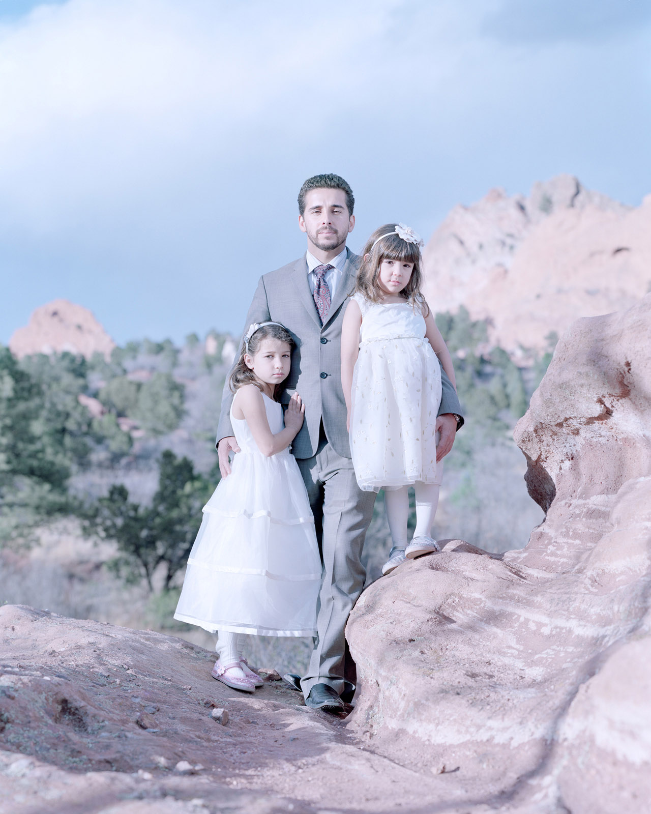 Laila, Antonio & Maya Sa, Colorado Springs, Colorado