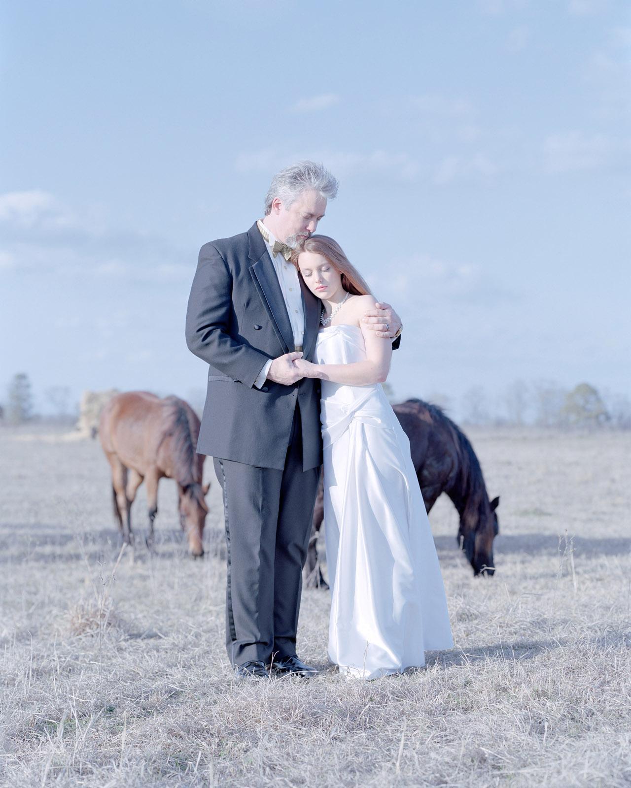 Pierce & Jasmine Nunley, Grand Cane, Louisiana