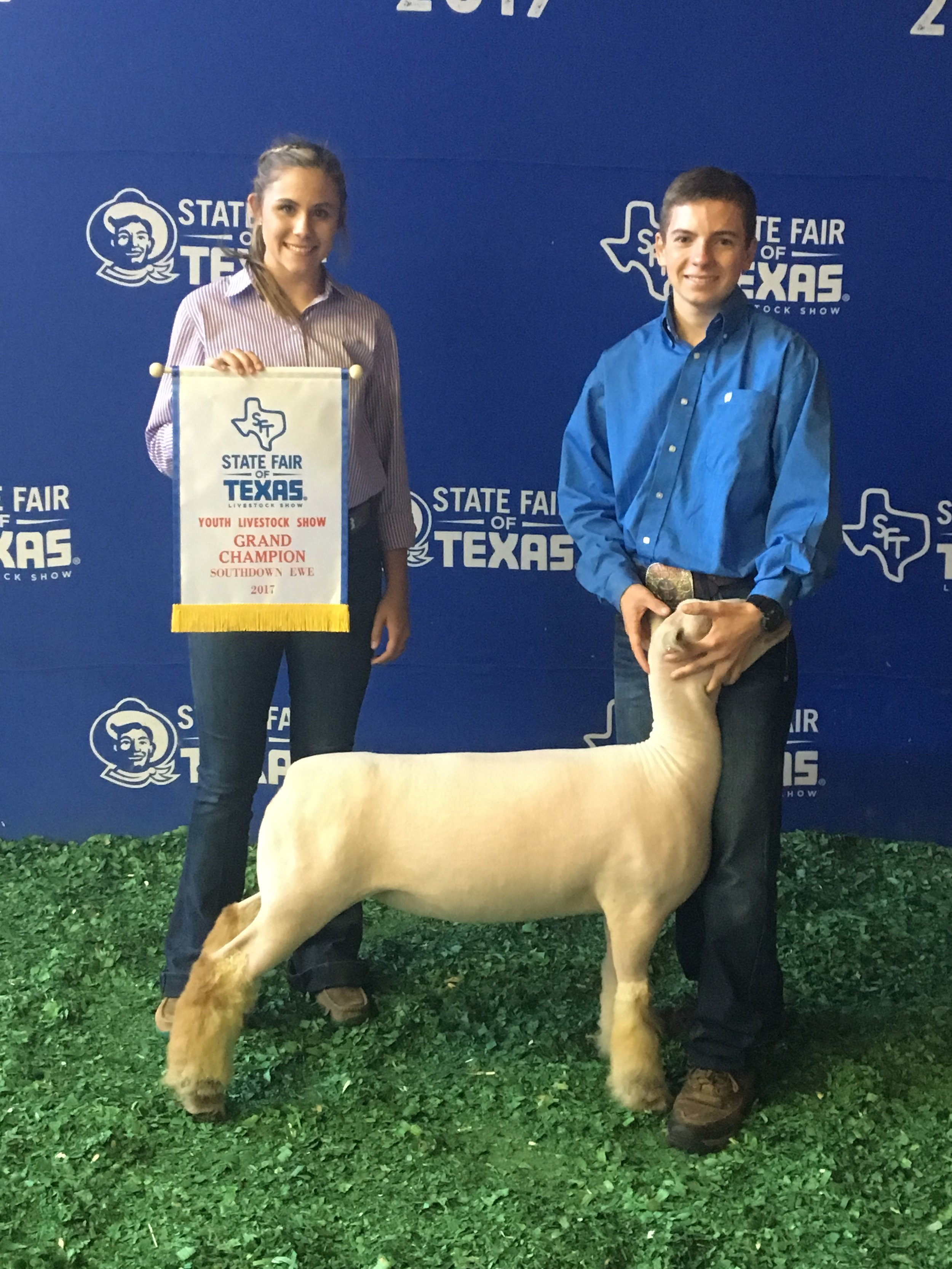 Champion ewe State Fair of Texas 2017 (1).JPG