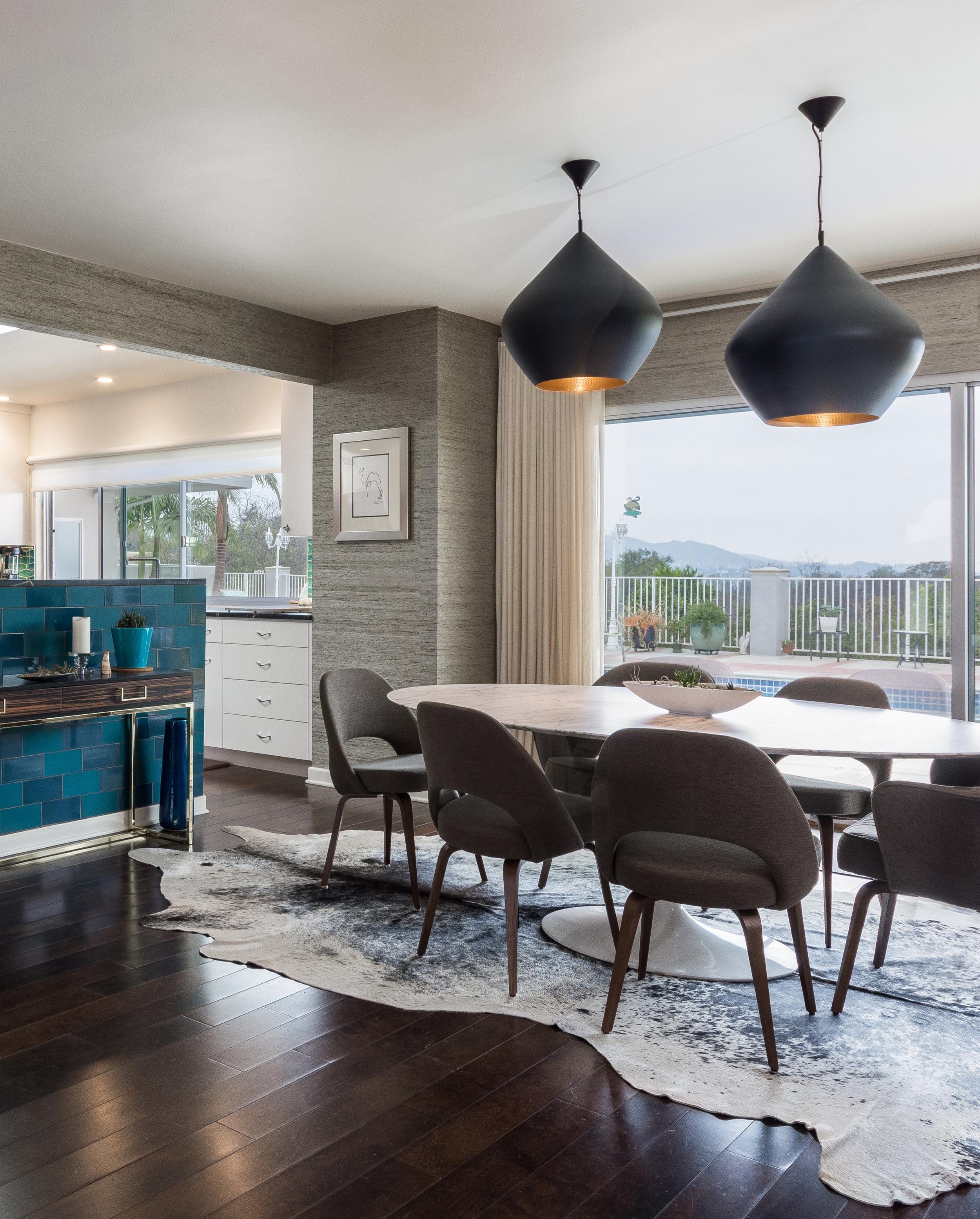 Interior Design Photography - Sherman Oaks Kitchen Remodel