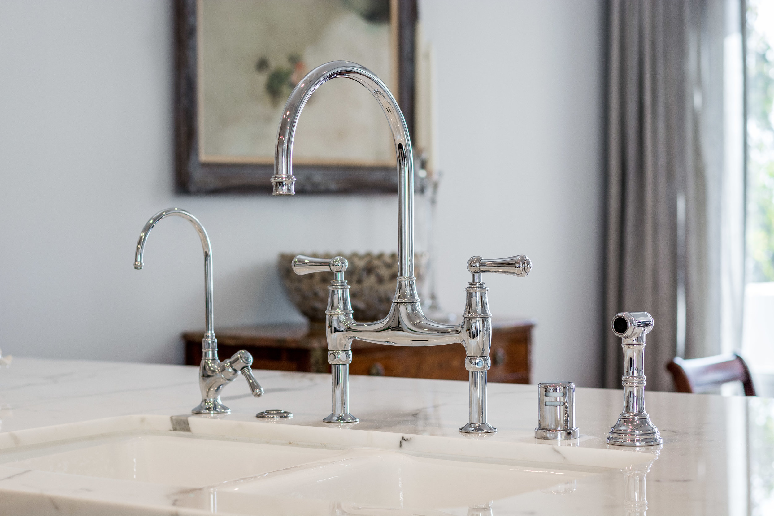 Delivered photo of the kitchen faucet ©Ryan Carr - Legacy Listing Photography - 2017