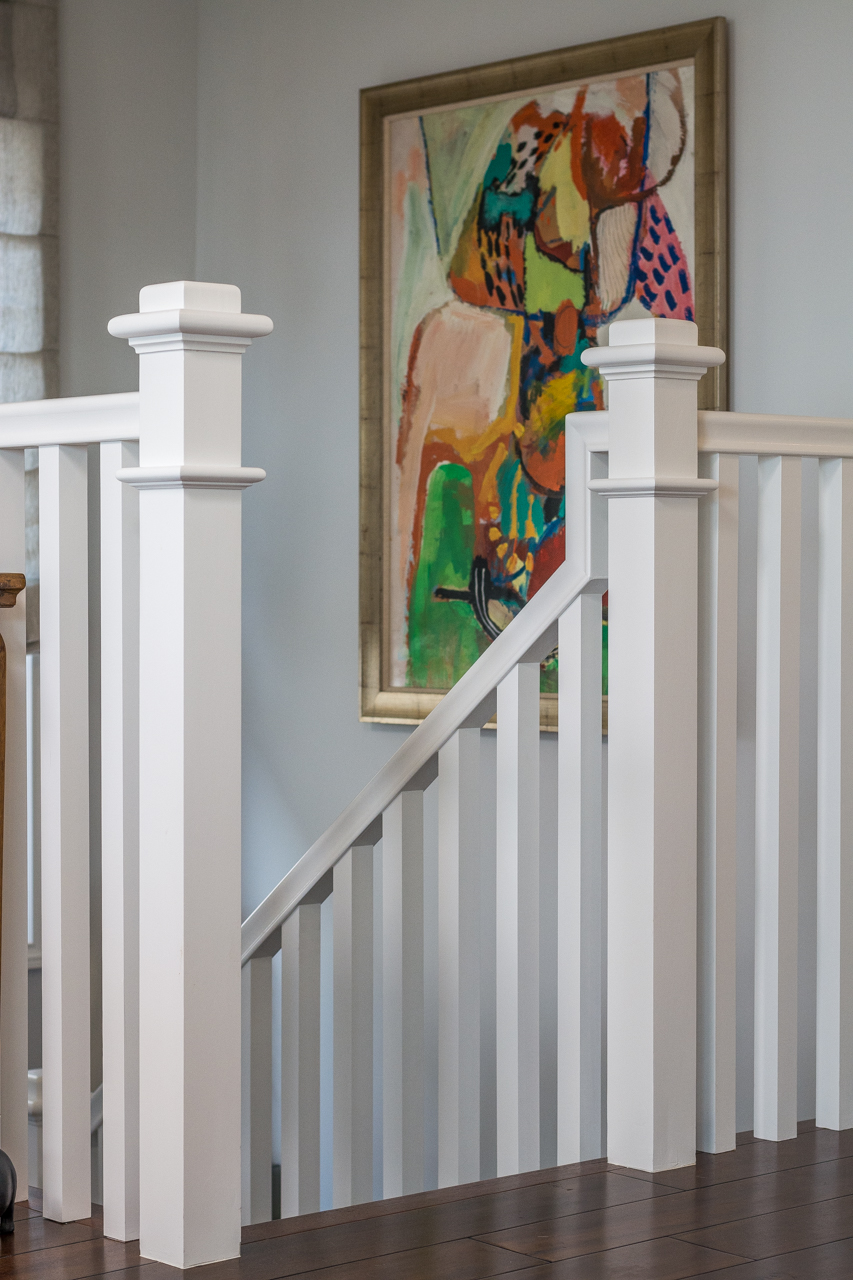 Delivered photo of the stairway ©Ryan Carr - Legacy Listing Photography - 2017
