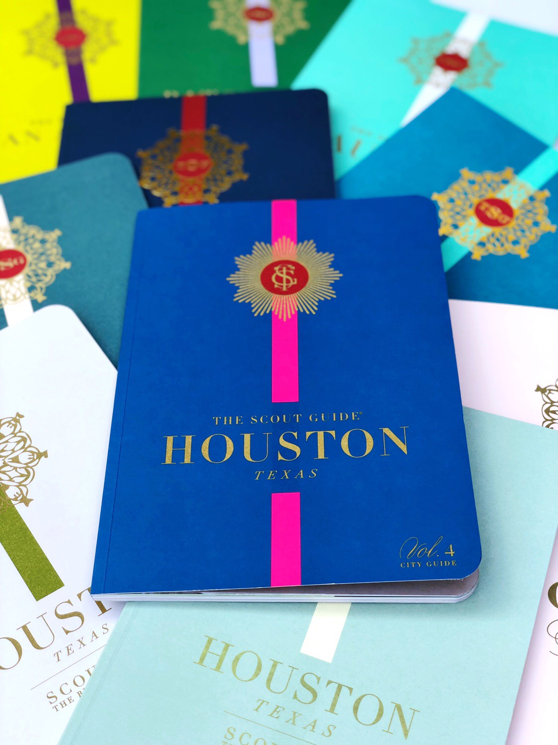 The Scout Guide Houston Vol. 4