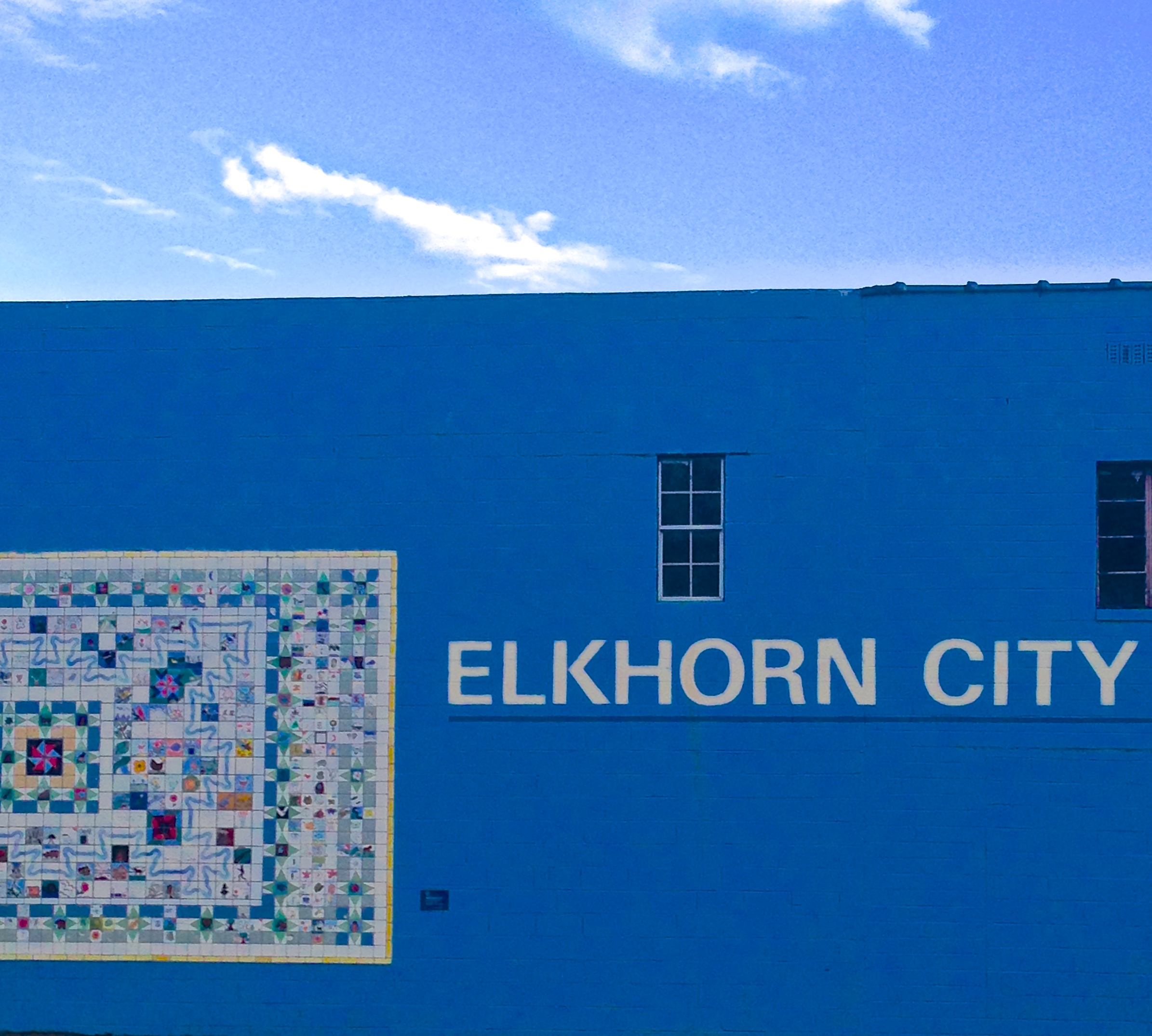 Elkorn City Riverwalk.
