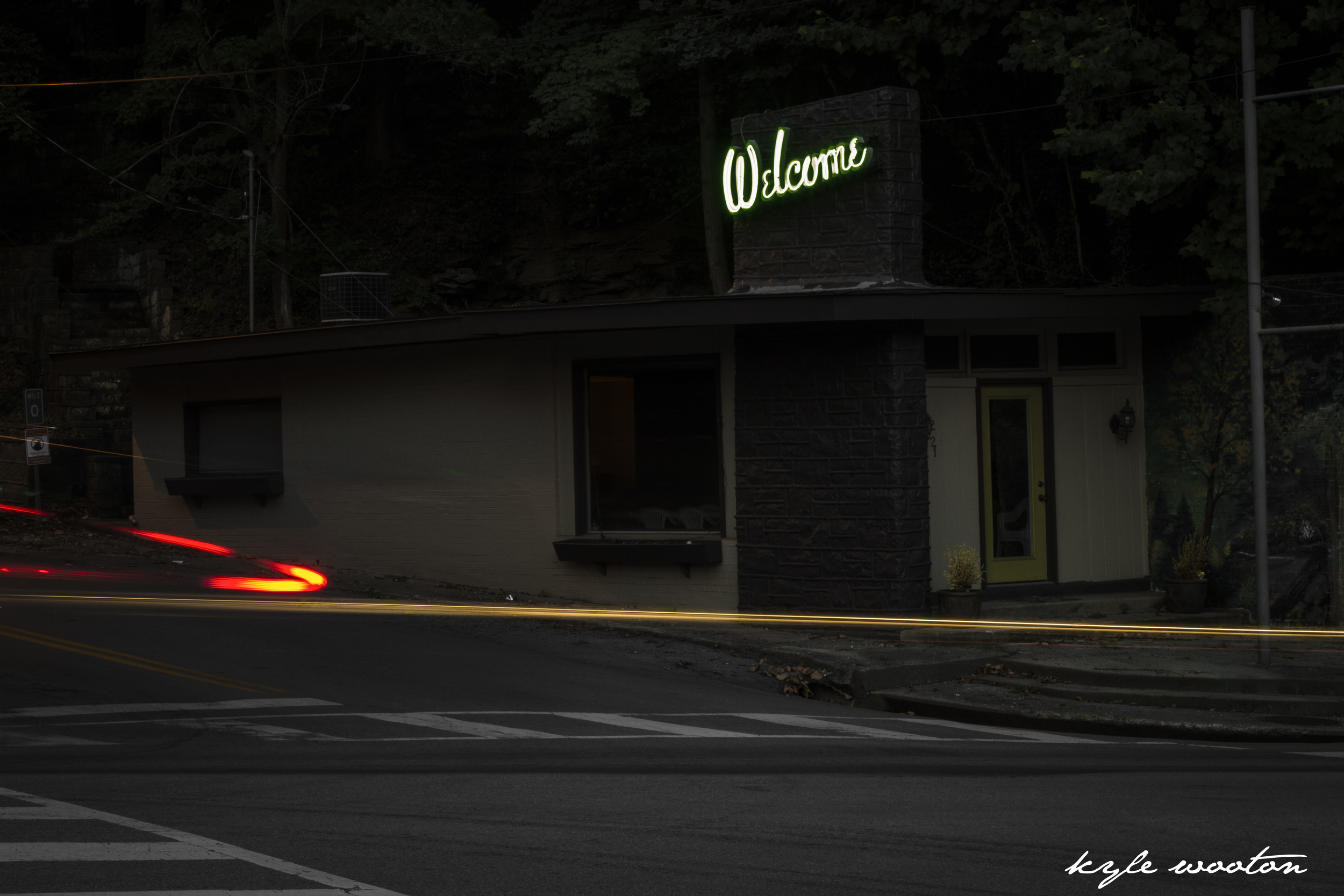 Welcome to Hazard, KY Photo by; Kyle Wooton