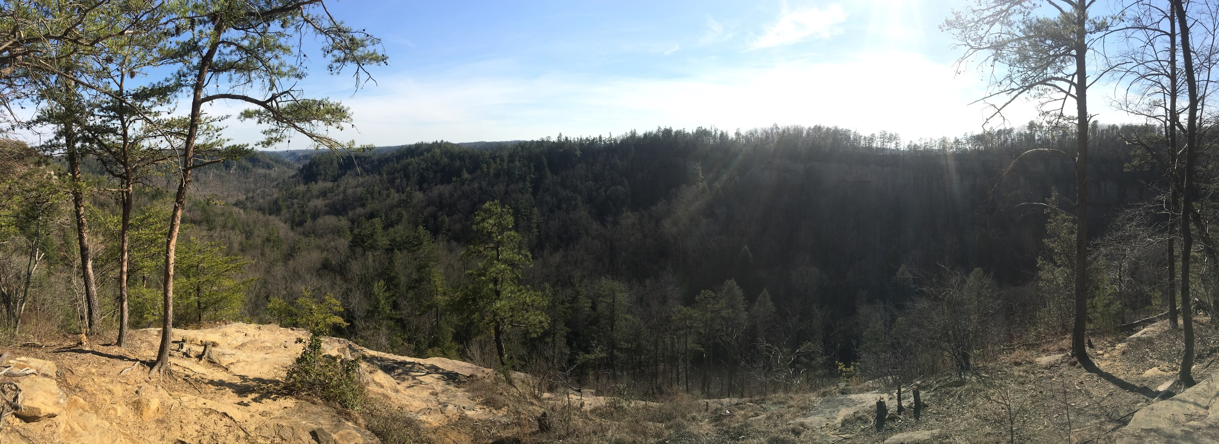 Spring Break-Red River Gorge