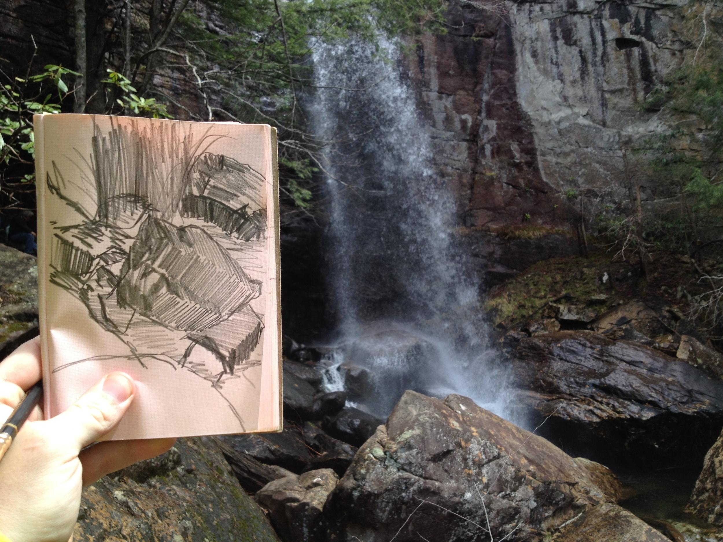 Bad Branch Falls. Photo via Sean Starowitz