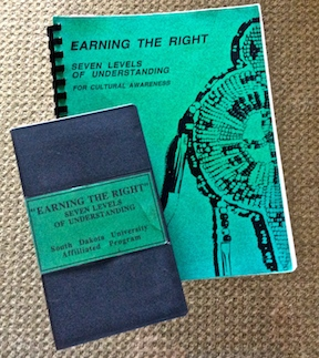 Producer/Director,   Earning the Right: Seven Levels of Understanding,  Cultural Awareness Film SDU