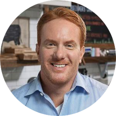 Ryan Fibiger  CEO, Fleishher's Craft Butchery