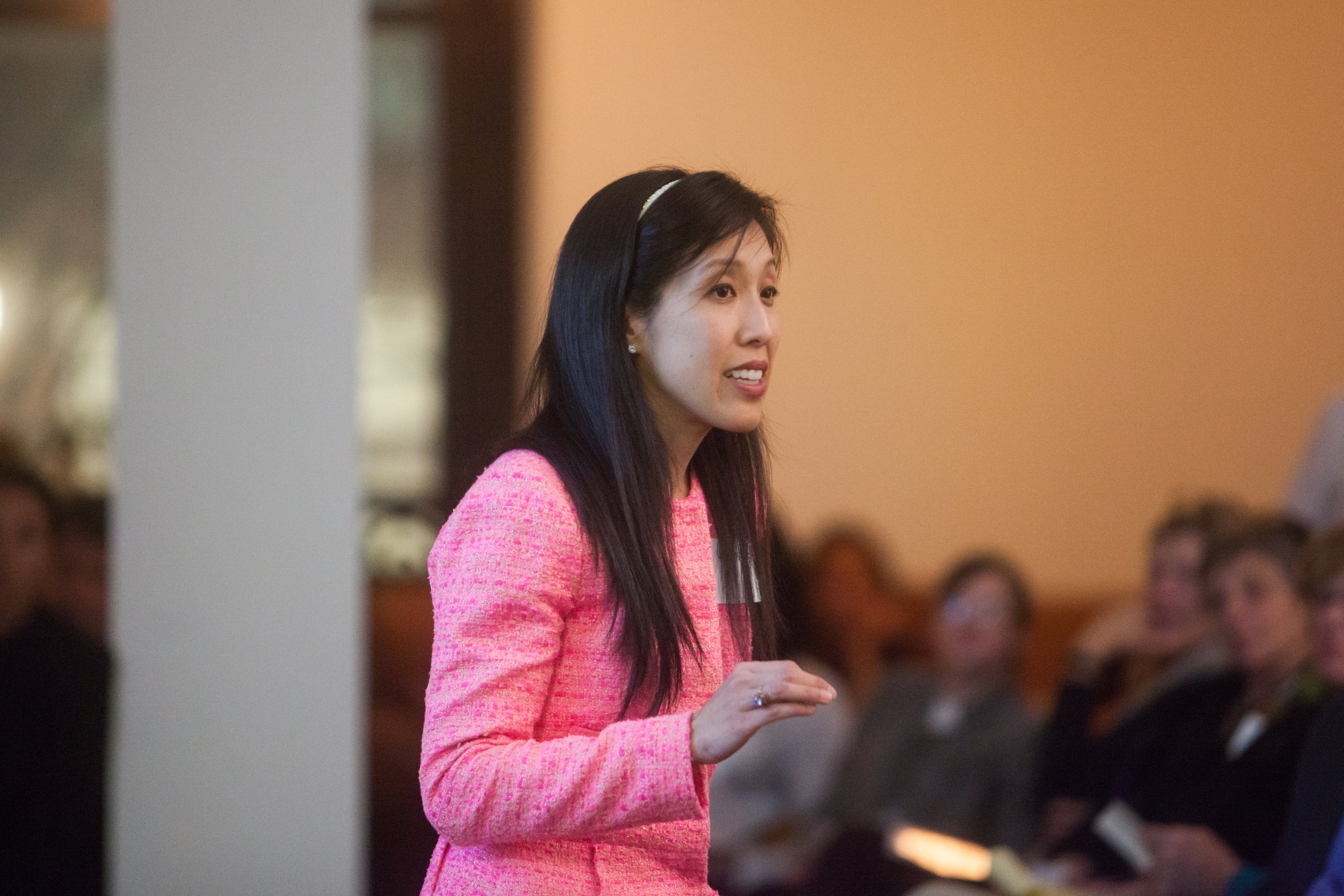 """- """"Fueling the Growth was an amazing experience. The opportunity to receive instant feedback on my pitch from an investor was incredibly helpful. Applying that advice to subsequent presentations was invaluable. Through Fueling the Growth, I instantly expanded my network of entrepreneurs, investors, and business leaders. Winning Fueling the Growth was great exposure for our company.""""Lisa Wong, Liquidaty"""