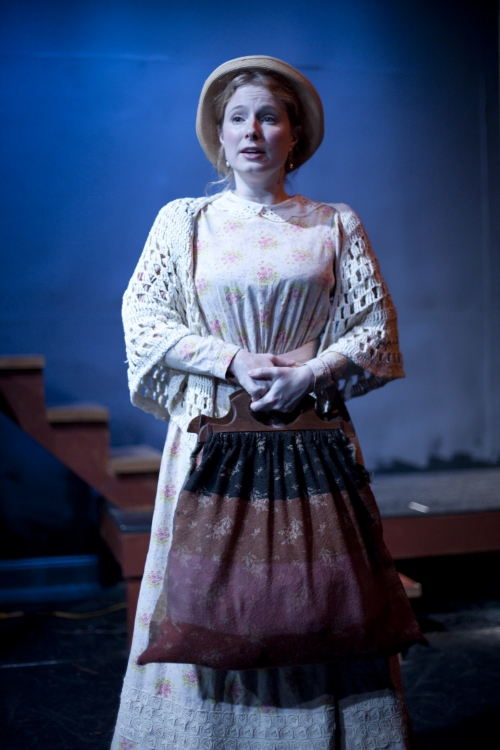 """ Amanda Jones is radiant as Laura Courtland, an angelic society girl . . .""  - Anita Gates, The New York Times"