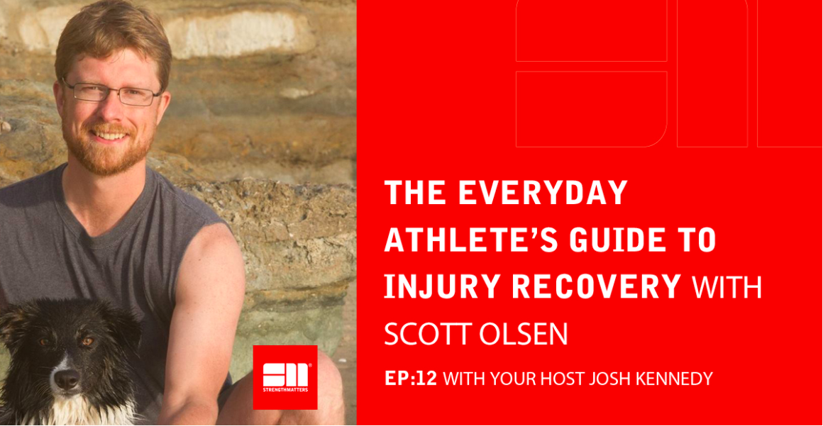 Podcast Interview on Everyday Athlete