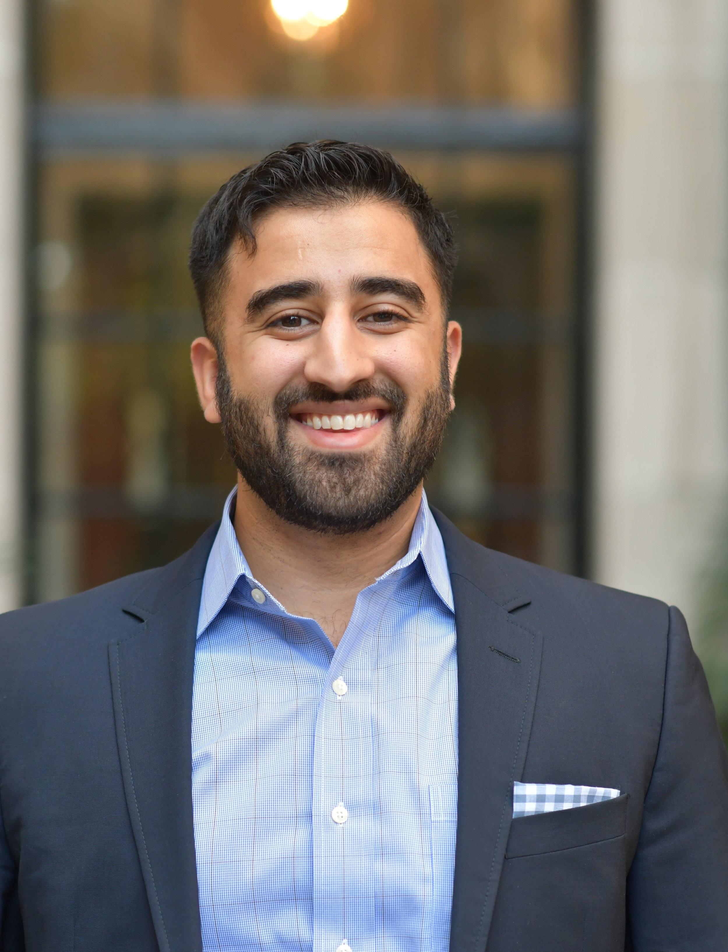 Ibrahim Bengali - The Wharton School MBA Candidate(Moderator)