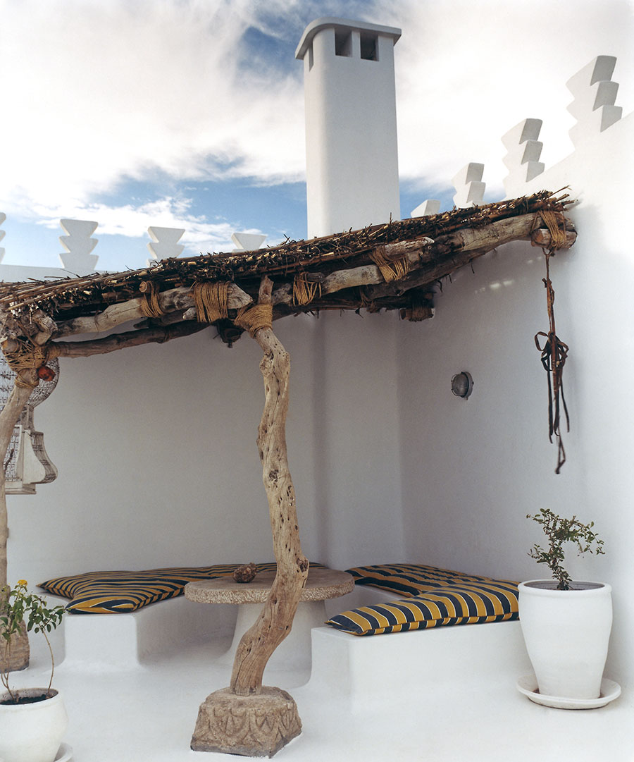 Dar Beida Roof Terrace