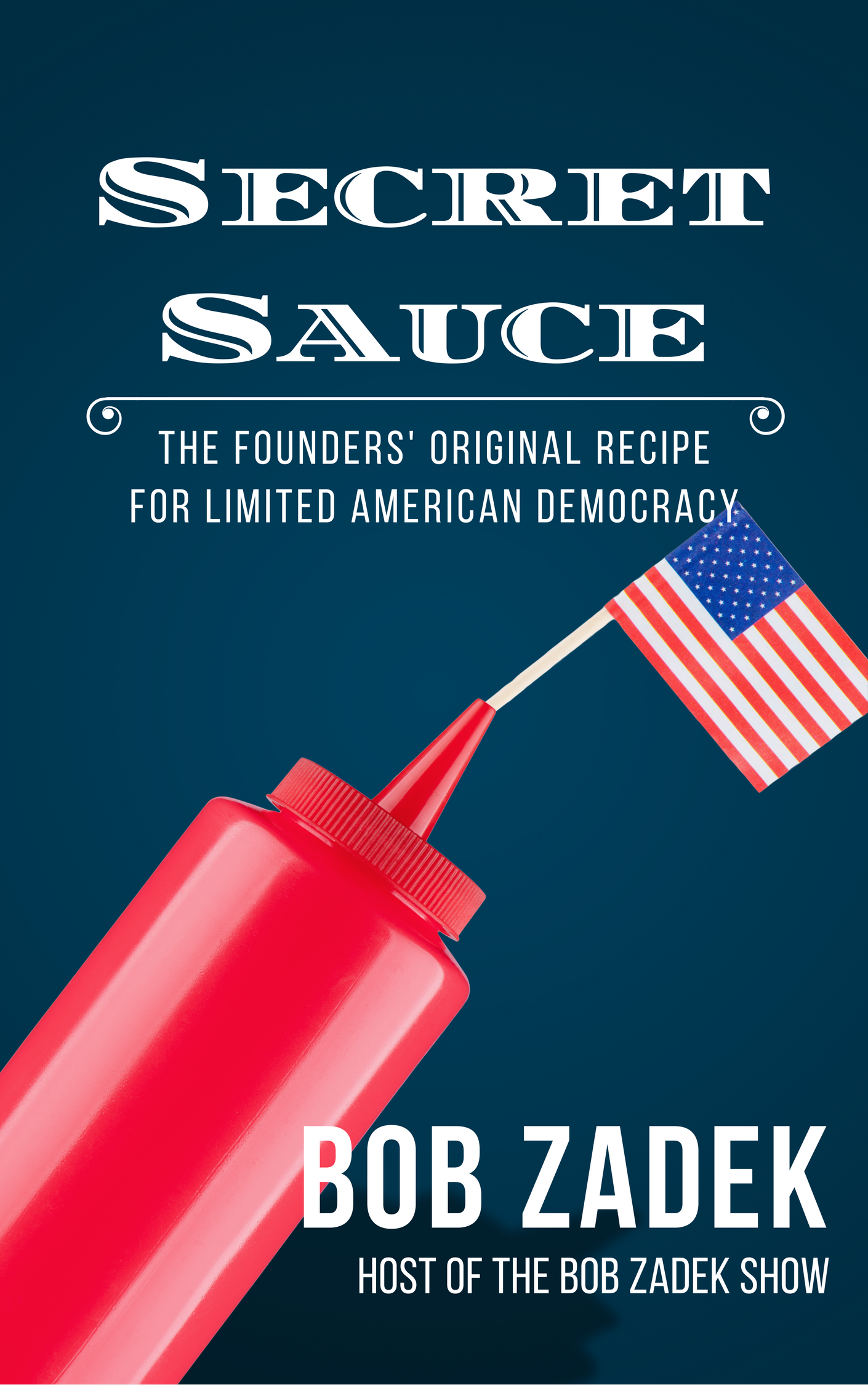 Is there such a thing as too much democracy? - The Founders thought so...Read Bob's new free ebook, featuring your favorite thinkers' combined recipe for renewed American democracy.