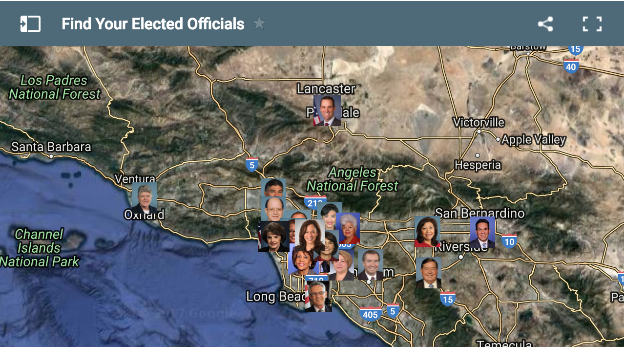 A Beginner's Guide To Visiting Your Elected Officials In Los Angeles